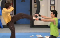 Jack and Jerry board breaking