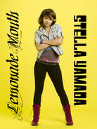 Lemonade mouth stella yamada by spiderridercorona15-d3ehdm7