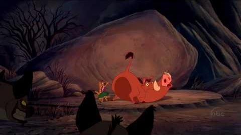 Hula Song (English)- Real HD 720p -The Lion King