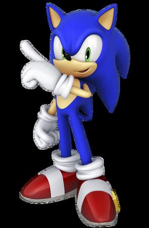Sonic the Hedgehog (Modern)