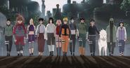 Konoha 11 with Sai (Part II)
