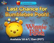 DisneyTsumTsum LimitedTsum International BumblebeePooh LineAd 20150527