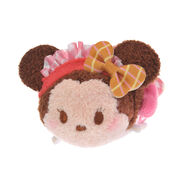 DisneyTsumTsum Plush MinnieValentinesDay2017 jpn 2017 MiniFront