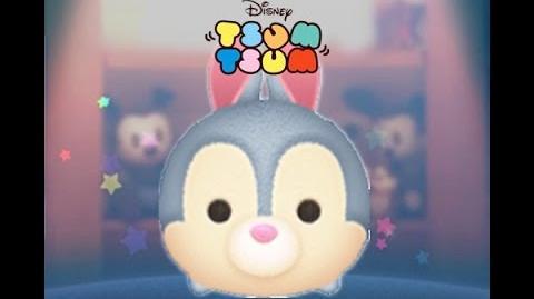 Disney Tsum Tsum - Thumper (perform 8 times skills in 1 play)