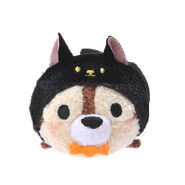 DisneyTsumTsum Plush ChipHalloween2016 jpn 2016 MiniFace