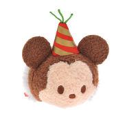 DisneyTsumTsum Plush MickeyChristmas2016 jpn 2016 MiniFront2