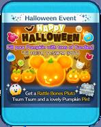 DisneyTsumTsum Events International Halloween2016 Screen1 201610