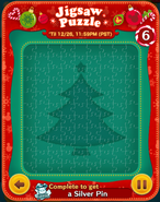 DisneyTsumTsum Events International Christmas2016 Puzzle6 201612