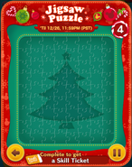 DisneyTsumTsum Events International Christmas2016 Puzzle4 201612