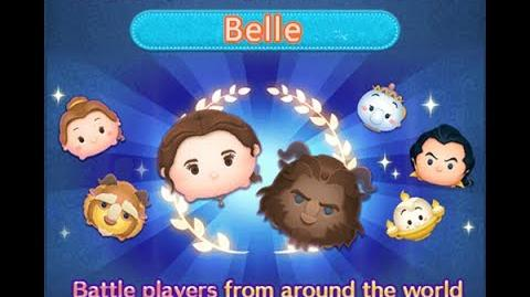 Disney Tsum Tsum - Belle (Beauty and the Beast Score Challenge)