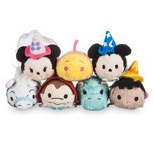 DisneyTsumTsum PlushSet Fantasyland Mini 2016