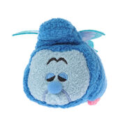 DisneyTsumTsum Plush CaterpillarAsButterfly jpn MiniFront 2016