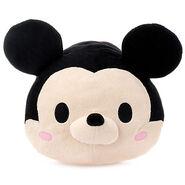 DisneyTsumTsum Plush Mickey LargeFace 2016