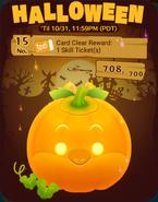 DisneyTsumTsum Events International Halloween2016 Card15Clear 201610