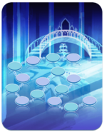 DisneyTsumTsum Events Japan Frozen CardIceStaircase 201703