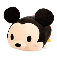 DisneyTsumTsum Plush Mickey MegaFront 2015