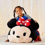 DisneyTsumTsum Plush Minnie MegaWithModel 2015