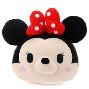 DisneyTsumTsum Plush Minnie LargeFace 2016