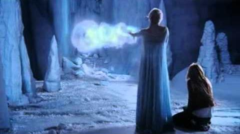 Elsa Saves Emma 4x02 Once Upon A Time
