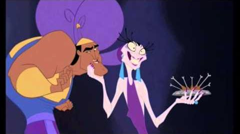 The Emperors New Groove-Yzma Becomes Empress