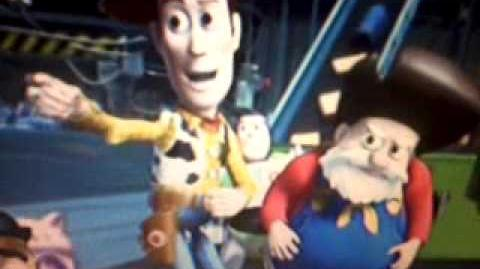 Toy Story 2 Pete's Defeat