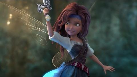 Tinker Bell and The Pirate Fairy -- UK trailer OFFICIAL Disney HD