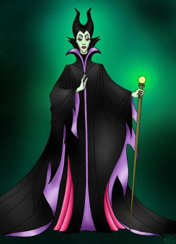 File:MaleficentFanart.jpg