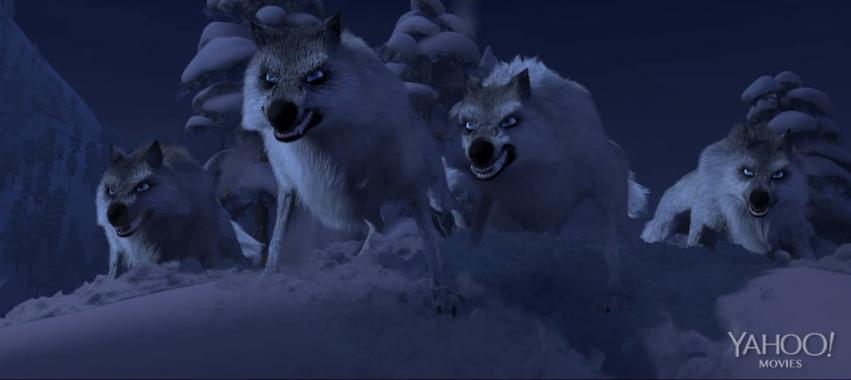 Wolves Frozen Wickedpedia Fandom Powered By Wikia