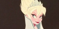 Early Concept of Elsa