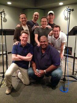 The 7d main cast