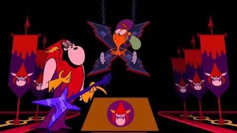 The Theme Song Wander Over Yonder Disney XD