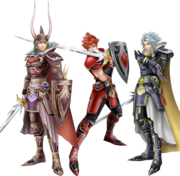 Warrior Of Light Alt Costumes