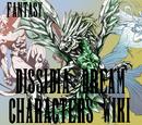 Dissidia Dream Characters Wiki