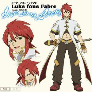 Anime Concept Luke 2