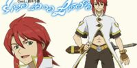 Luke Fon Fabre (Mask no Oni)