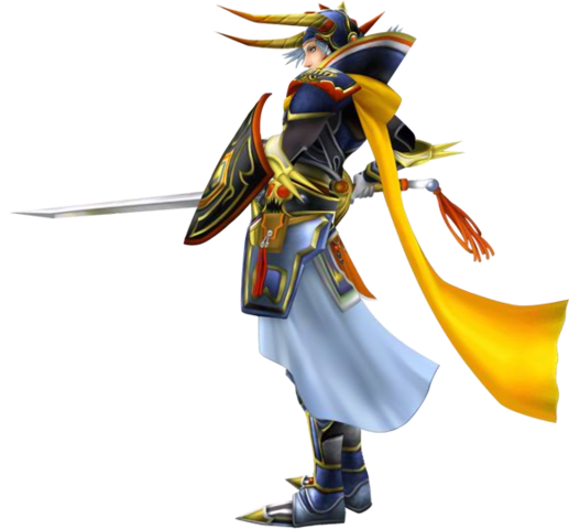File:Warrior of Light (EX Mode).png
