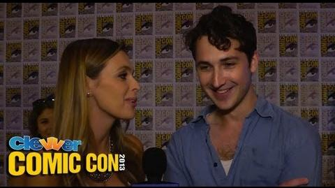 Ben Lloyd-Hughes Talks Divergent Mind Simulation at 2013 Comic-Con