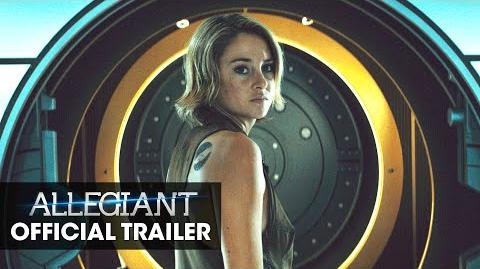 """The Divergent Series Allegiant Official Trailer – """"Tear Down The Wall"""""""
