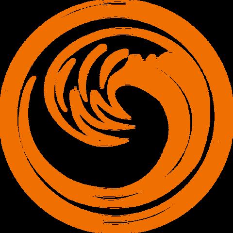 File:Allegiant faction symbol simple orange png by sashi0-d7962wm.png