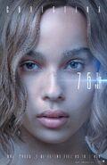 The Divergent Series Allegiant - Christina - Pure Poster