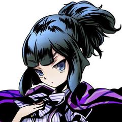 Yukari angry