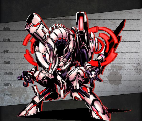 ID:134 サラマンダー:バースト