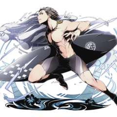 High-res Ginji: Summer without bg