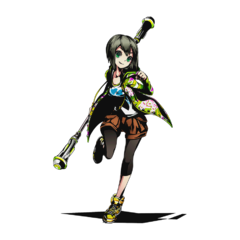 High-res Staff-Wielder Midori without bg