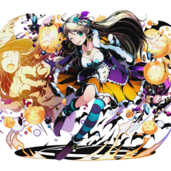 High-res Hikari: Halloween without bg