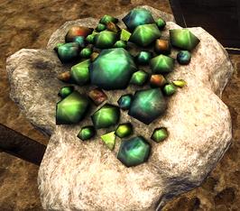 Malachite Ore vein (D2 object)