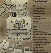 Great Market map (D2 FoV location)