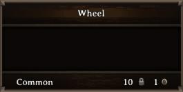 DOS Items Junk Wheel