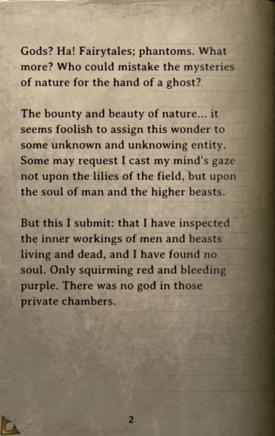 DOS Items Books Blasphemy! Page2