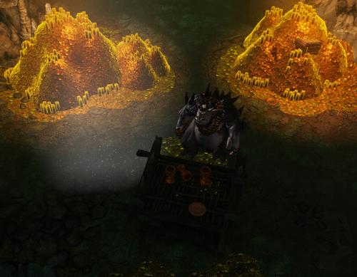 DOS Quest The Troll's Bounty - Gungir